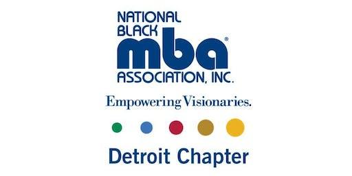 June 25, 2019 - General Membership Meeting (GMM) NBMBAA Detroit