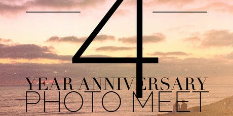 Street Meet LA 4 Year Anniversary Photo Meet tickets