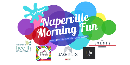 3rd Annual Naperville Morning Fun