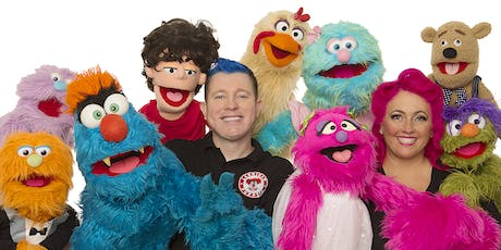 Storytime with Larrikin Puppets - Maryborough Library - Ages 2-7 tickets