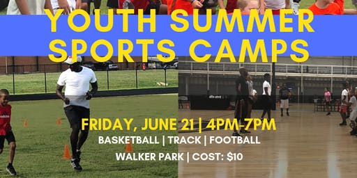 Restore CDC Summer Sports Camp