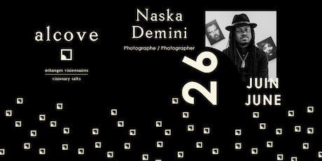 alcove • micro-conférence/micro-conference: Naskademini (In English) tickets