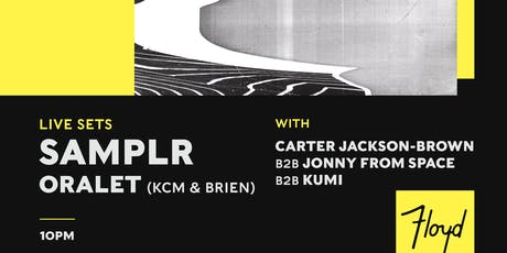 Brainville Presents: SAMPLR live tickets