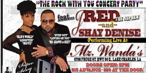 The Rock With You Concert Party