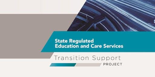 Support Workshop for State Regulated Services - Batemans Bay