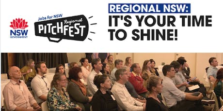 Regional Pitchfest: Local Heat - Northern Rivers tickets