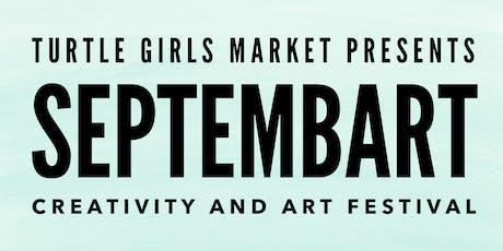 SeptembArt Creativity and Art Festival tickets