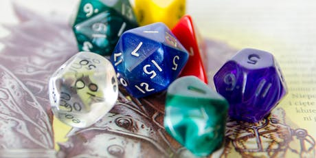 Youth Winter School Holiday Event: RPG Marathon tickets