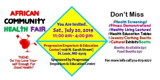 African Community Health Fair-2019