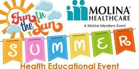 Summer Health Education Event