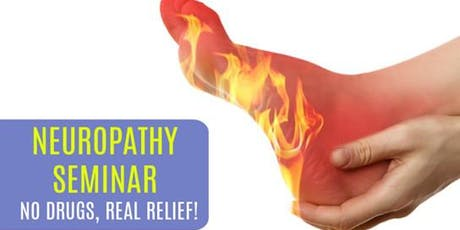 Reversing Neuropathy Naturally Seminar tickets