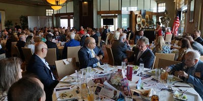 July 9th, 2019 Luncheon with State Sen. Scott Hammond and Assemblywoman Melissa Hardy