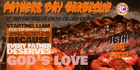 Father's Day Service @ Supernatural Life Center Calgary Church  tickets