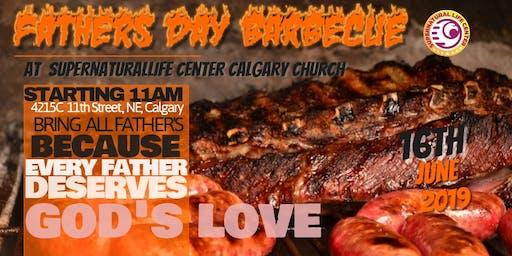 Father's Day Service @ Supernatural Life Center Calgary Church