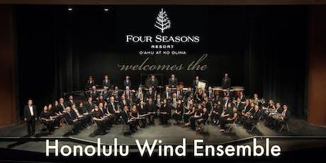 Makani Music Series: Honolulu Wind Ensemble Summer Sunset Concert tickets