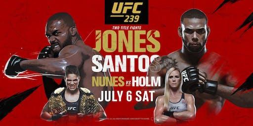 UFC 239 - Jones vs Santos