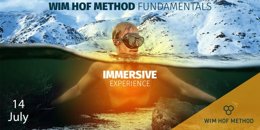 Wim Hof Method Fundamentals @ Newcastle