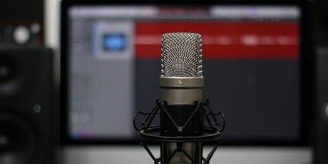 Recording Studio (Logic Pro X) short course fully subsidised tickets