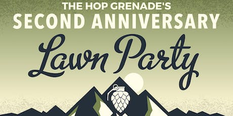 Second Anniversary Lawn Party! tickets