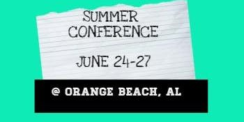 Conference @ Orange Beach (ON THE BEACH)