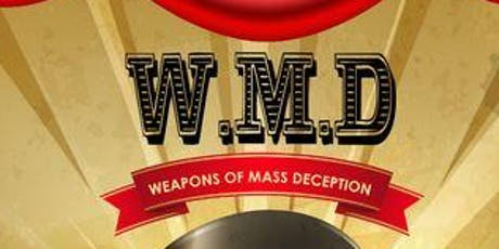 Mystopher's 2019 Magic Show (WMD-Weapons of Mass Deception) tickets