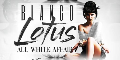 BLANCO LOTUS ALL WHITE AFFAIR