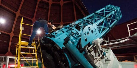The Second Largest Public Telescope in the World tickets