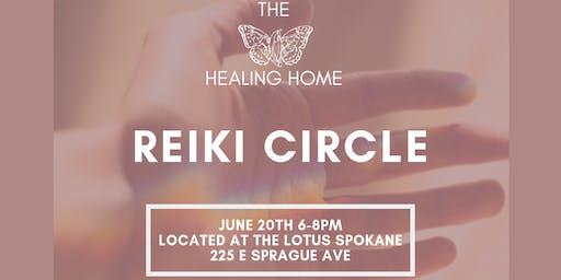 Reiki Circle