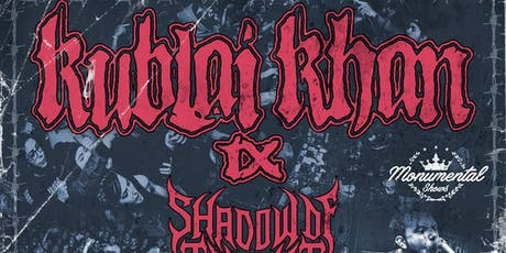 Kublai Khan tickets