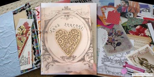 Girls Junk Journal