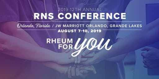 2019 12th Annual RNS Conference