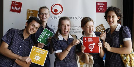 Global Goals Youth Forum, VIC tickets