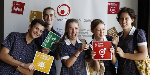 Global Goals Youth Forum, VIC