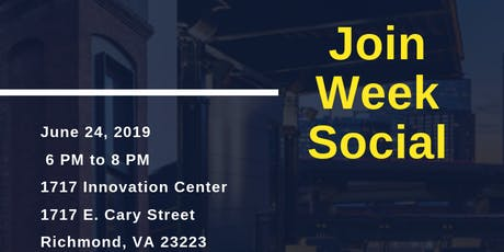 Join Week Rooftop Social tickets