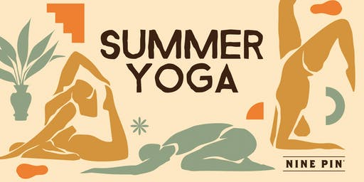 Summer Yoga at Nine Pin