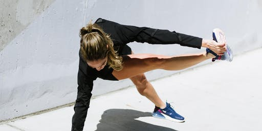 Strength + Mobility Yoga Pop-Up