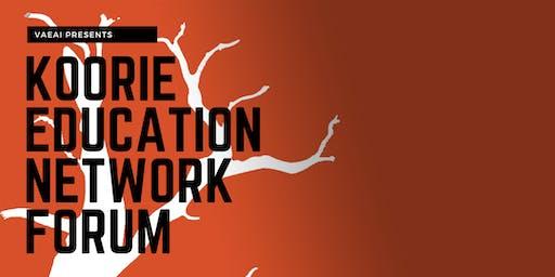 Koorie Education Network Forum