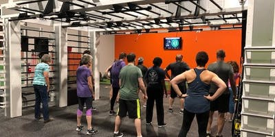 FREE Injury Prevention Workshop & Fitness Experience