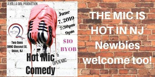 The Mic is Hot Comedy Night