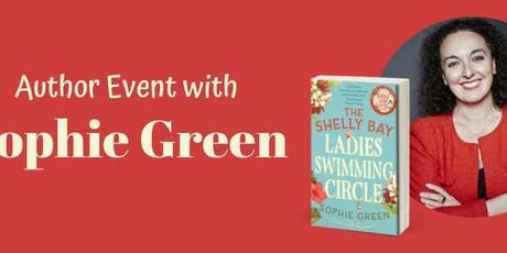 Author Signing With Sophie Green tickets