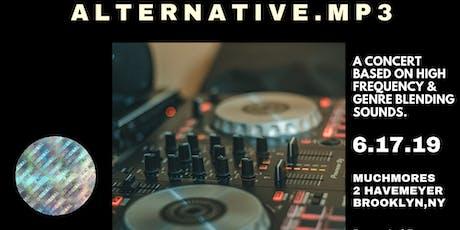 Alternative.Mp3 tickets