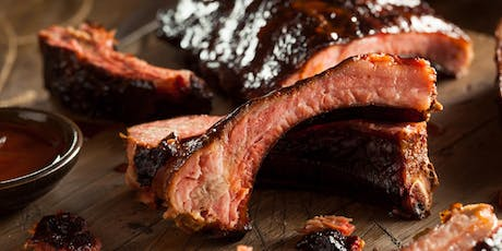 Live Fire Cooking - Ribs Done Right tickets