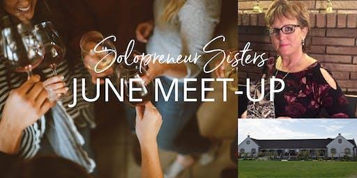 Solopreneur Sisters June Meet-up