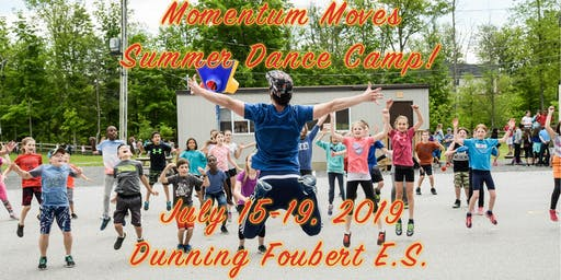 Momentum Moves Summer Dance Camp 2019
