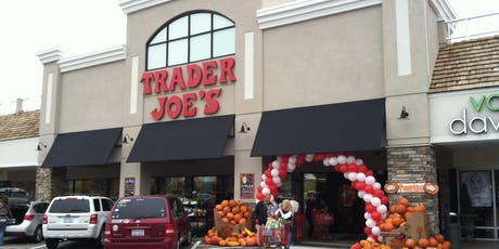 COOKING WITH TRADER JOE'S tickets