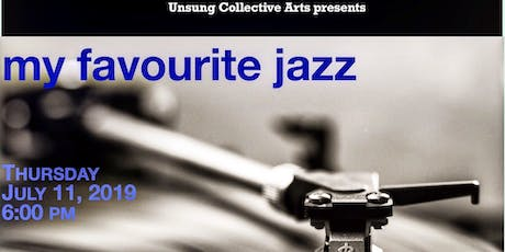 My Favourite Jazz: A Tribute to the Artists Who've Inspired Us tickets