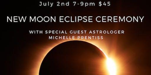 New Moon Eclipse Ceremony