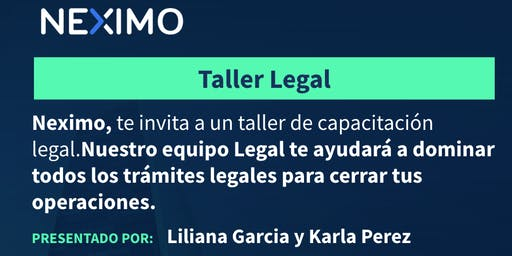 Capacitación Legal