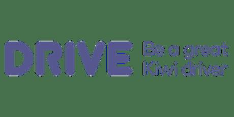 Drive Interactive Roadshow Rotorua 12 July – Morning tickets
