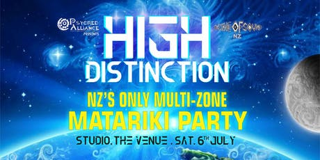 High Distinction - NZ's Only Multi-Zone Matariki Celebration tickets